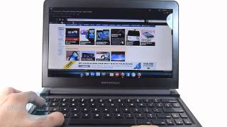 Motorola ATRIX 4G Laptop Dock Review
