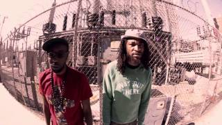 "Kev Brown & Hassaan Mackey ""Dope / Hassaan Be Rappin"" (split video)"