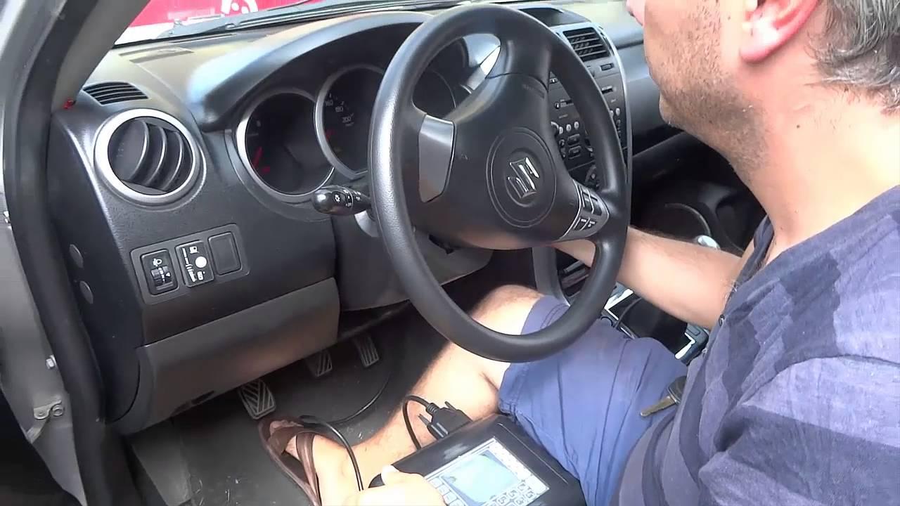 Изработка и обучение на ключ за Suzuki Grand Vitara