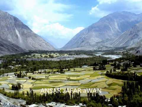 Natural Beauty Of Pakistan  (Part 1)   LAND OF THE PURE