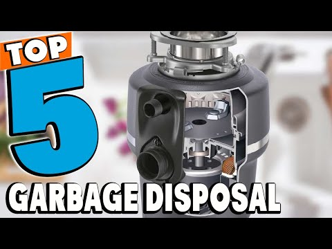 Best Garbage Disposal Reviews 2021 | Best Budget Garbage Disposals (Buying Guide)
