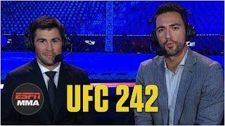 UFC 242 Recap: Khabib Nurmagomedov submits Dustin Poirier to retain title | ESPN MMA