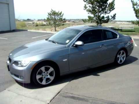 2007 Bmw 328xi Awd Coupe With Navigation From