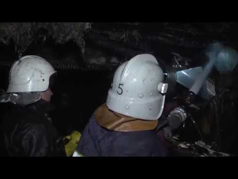 MNSKHM: Кам'янець-Подільські вогнеборці ліквідували пожежу кафе