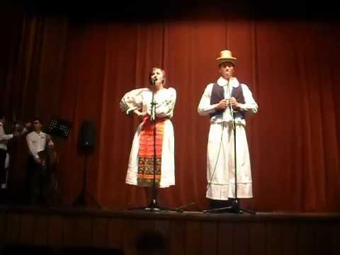 Ansamblul CEATARA-Dana Cailean si Florin Borobei