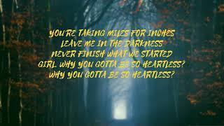 Play Heartless (feat. Morgan Wallen)