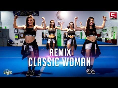 CLASSIC WOMAN REMIX ► EFFECTS FILM