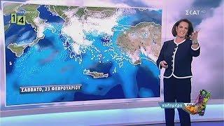 Ράδιο Αρβύλα   Πως λέμε τον καιρό στον ΣΚΑΪ   25/02/2019