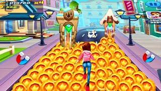 Subway Princess Runner Game : Princess Run at FOREST & CANDYLAND | Android/iOS Gameplay HD screenshot 3
