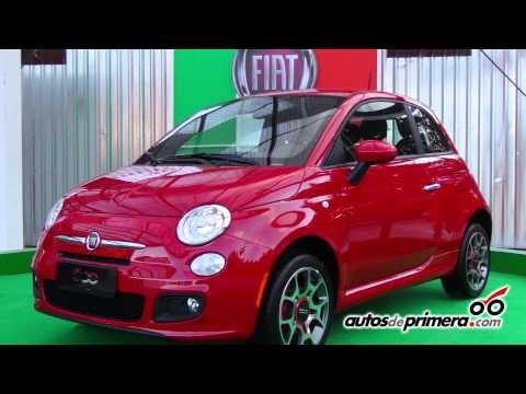 La marca italiana Fiat presentó en Colombia el nuevo FIAT 500