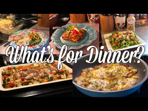 What's For Dinner?| Easy & Budget Friendly Family Meal Ideas| July 8-14, 2019
