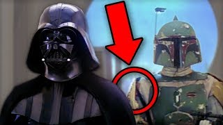 EMPIRE STRIKES BACK Breakdown! Darth Vader Analysis & Details You Missed! | Wookieeleaks