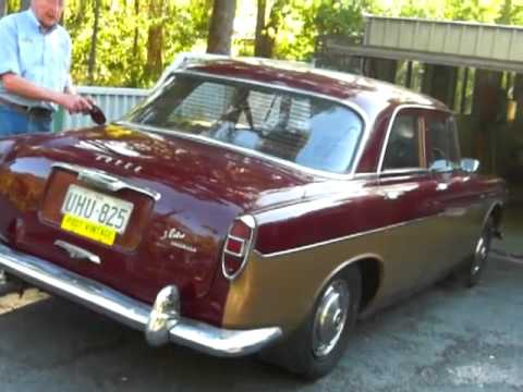rover p5 1964 youtube wiring color standards rover p5b wiring diagram #20