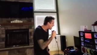 RomanAtwood hilarious karaoke moment, Roman Sings, Roman's Channel In Description!