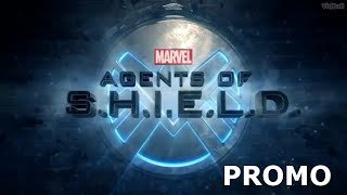 Agents of SHIELD Season 3 Trailer 1 (Subtítulos Español)