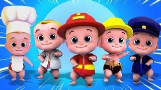 Lima Bayi-Bayi Kecil | Lagu Anak Anak | Lagu Anak anak lucu | | Kartun indonesia | Anak kecil lucu