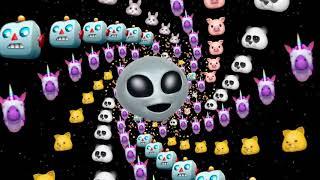 Apple iPhone X: Animoji - Alien