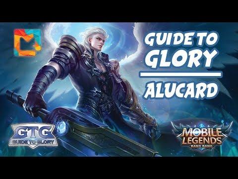 MGL Guide To Glory #27 Alucard: The Demon Hunter | Mobile Legends: Bang Bang | MGL Indonesia thumbnail