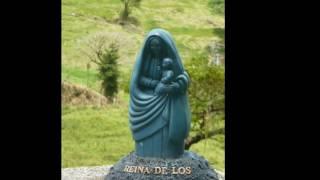 Historia Virgen de los Angeles  Costa Rica