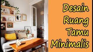 Desain Ruang Tamu Minimalis Kecil Sederhana 2x3 & 3x3