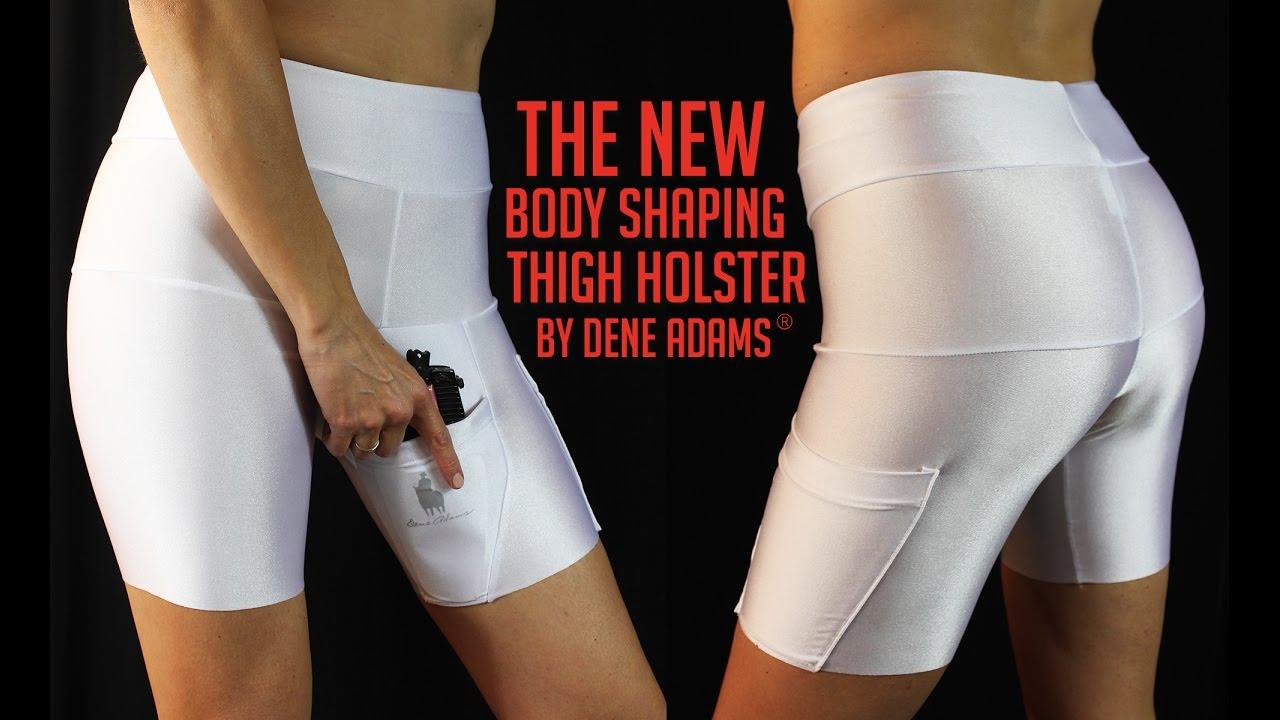 Dene Adams® Thigh Holster Shorts