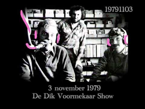 De Dik Voormekaar Show - 3 november 1979