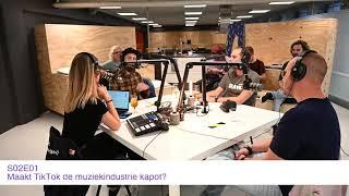 S02E01 | Hoe TikTok de muziekindustrie op de kop gooit.