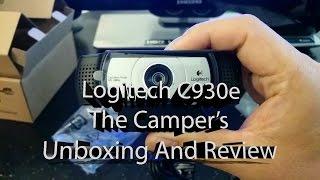 Logitech C930e review - Beware No Standalone Software
