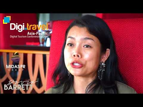 3rd Digi.travel Asia-Pacific Conference & Expo - 20 June 2018 - Aimee Thanachayanont