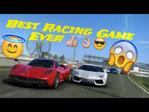 Best Realistic Racing Game For Android. EA Real Racing 3