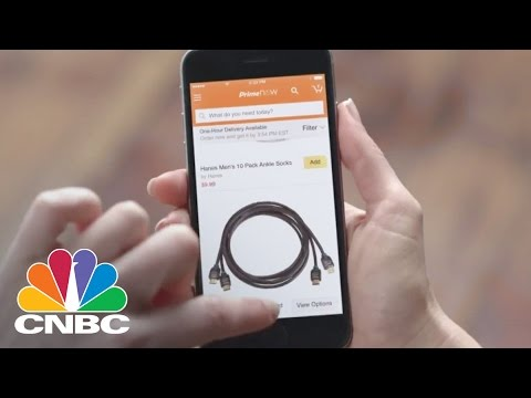 Amazon Home Services Grows At A Fast Clip | Tech Bet | CNBC
