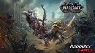 #Live:  World of Warcraft - É Hoje!!! Vamos Desbravar WoW em Battle for Azeroth...