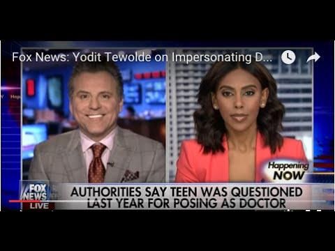 Attorney Yodit Tewolde