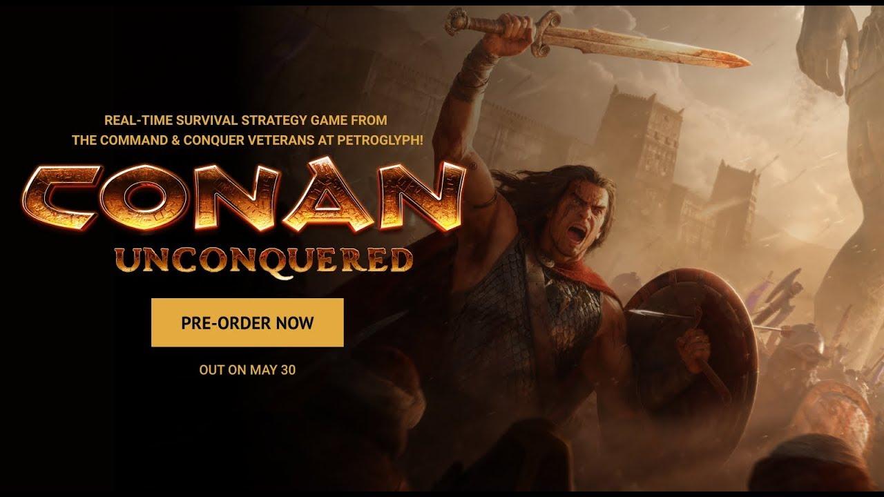 Conan Unconquered | Конан непобедимый