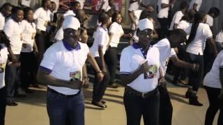 Happy Birthday Song from uganda Gaba