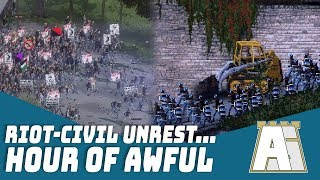 RIOT - Civil Unrest - Hour of Awful