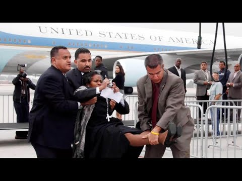 Did Obama Have Journalist Brenda Lee Forcibly Removed from Air Force One?