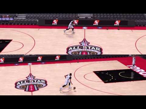 2016 Skills Challenge NBA 2K16 Edition