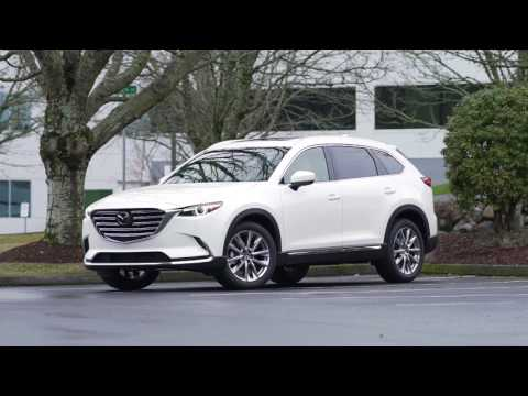 2017 Mazda CX-9 Grand Touring Review - AutoNation
