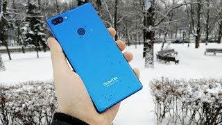 мобильный телефон Oukitel Mix 2 обзор