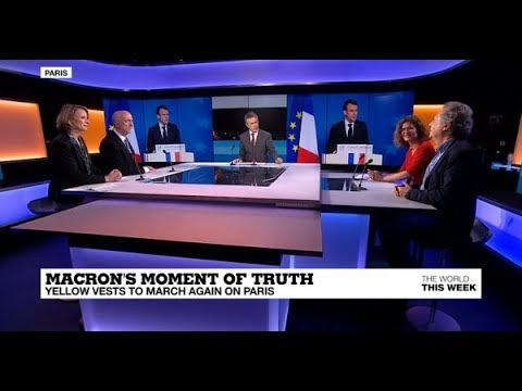 Macron's moment of truth; CDU's new leader; The problem with Huawei