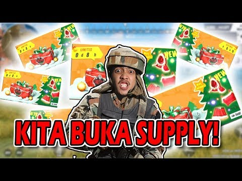 Buka Supply 57000 Gold Langsung Mendewa - Rules of Survival Indonesia #5