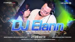 DJ ELANN live audio @ Manhattan (edycja 14 R.T.I.A ©)