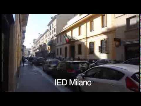 Erasmus IED Milano