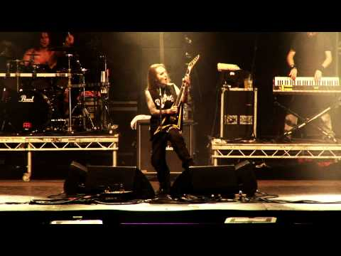 """Children Of Bodom - """"Kissing the Shadows"""", Live at Bloodstock Open Air 2010"""