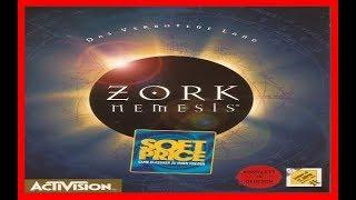 """Zork Nemesis - Das Verbotene Land 1996 PC """"Deutsch/German"""" (Zork Nemesis - The Forbidden Lands)"""