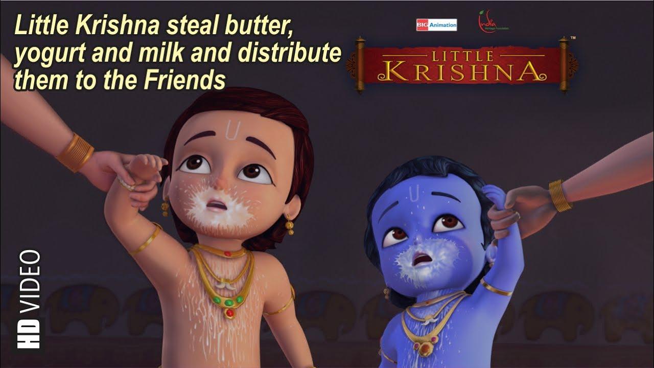 little krishna movie in english free download