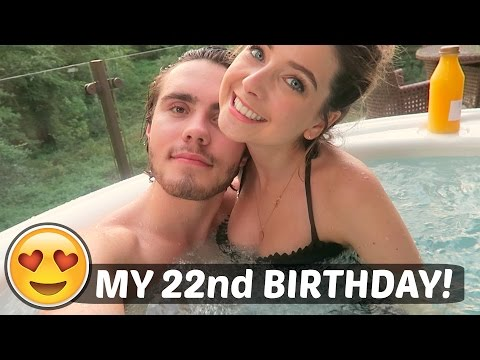 MY 22nd BIRTHDAY!