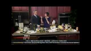 Food Trends to Watch for in 2013 + Chicken Noodle Soup with a Twist (1/6/13 on FOX 9)