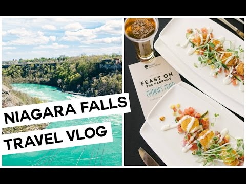 The Niagara Falls You Haven't Seen | Travel Vlog